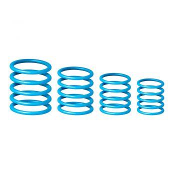 Gravity RP 5555 BLU 1 Anillas Azules