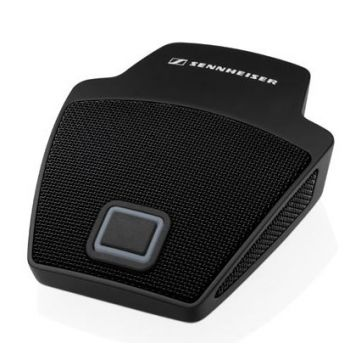 Sennheiser MEB 114 S B Microfono Superficie Negro