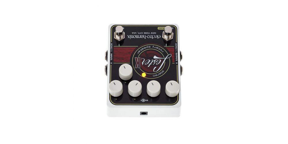 electro harmonix lester k rotary speaker effect keys 2