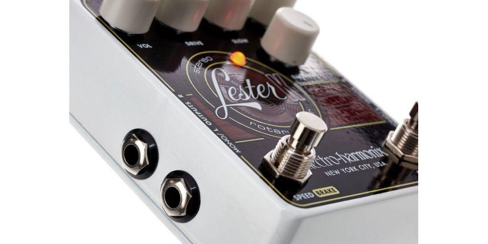 electro harmonix lester k rotary speaker effect keys 5