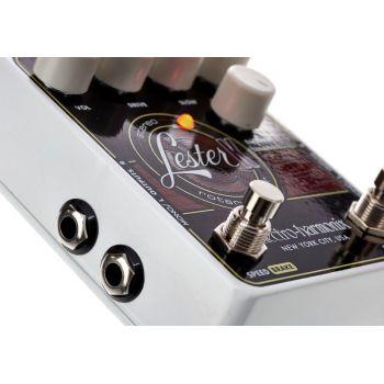 Electro Harmonix Lester K rotary speaker effect keys