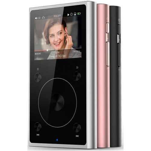 FIIO X1 II Portable HD Player Silver