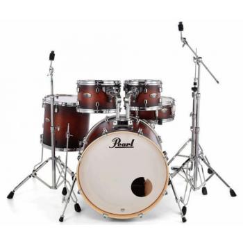 Pearl Decade Maple Satin Brown Burst 22