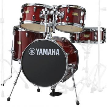 Yamaha Batería Manu Katche Signature Cranberry Red 16