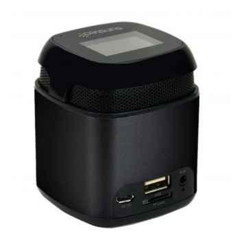 SUNSTECH SPUBT710 Black Altavoz Inalambrico Bluetooth