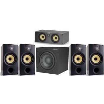 BW Sistema 686 S2 5.1,BW686+BW686+HTM62S2+ASW608