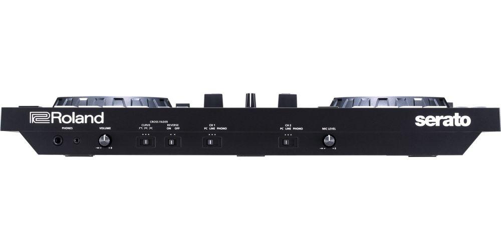 Roland DJ 505 conectores