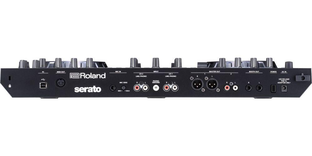 Roland DJ 505 entradas