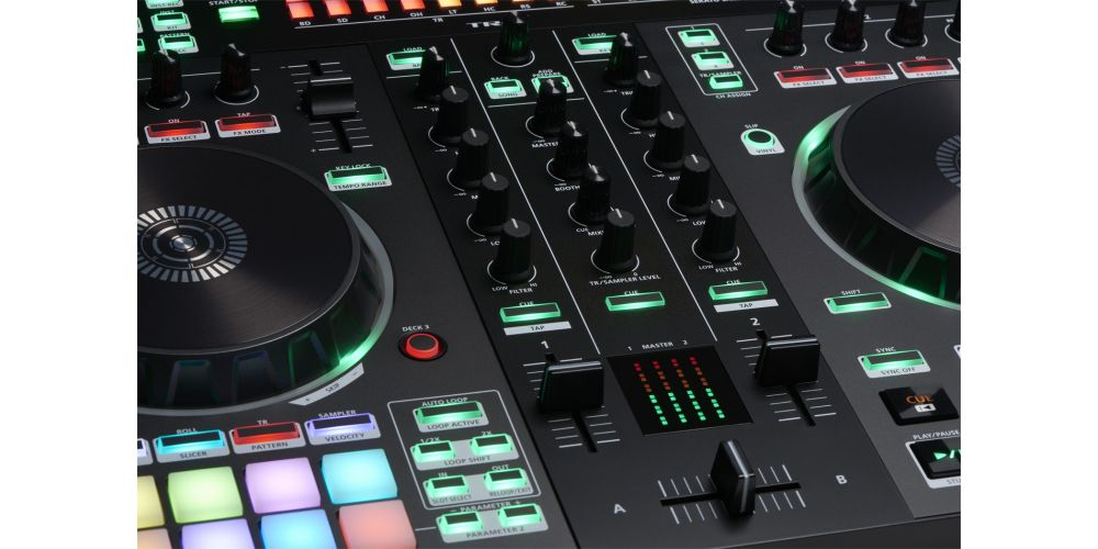Roland DJ 505 mixer