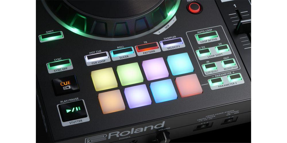 Roland DJ 505 pads