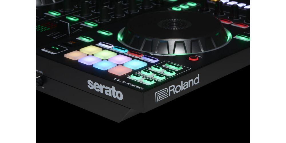 Roland DJ 505 serato