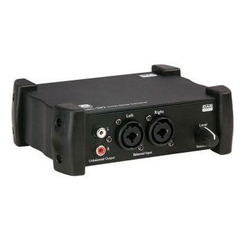 DAP Audio ASC-202 Conversor Estéreo de 2 Vías