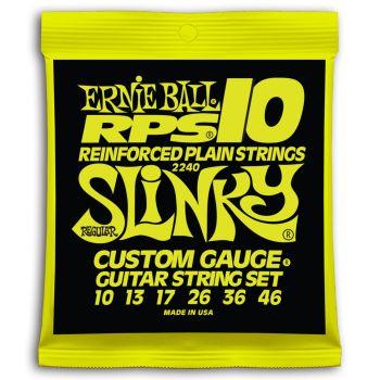 ERNIE BALL 2240 Set Electrica SLINKY PLANAS  RPS 10-46