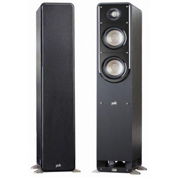 Polk audio S50e Black Pareja Altavoces