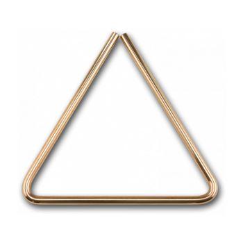 Sabian 61134 10 B8 Bronze Triángulo
