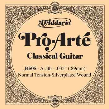 D´addario J4505 Cuerda Suelta para Guitarra Española