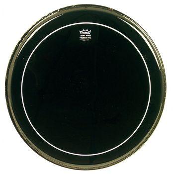 Remo 18 Pinstripe Ebony Bombo ES-1618-PS