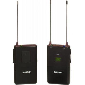 SHURE FP15/83 L4E Kit inalámbrico UHF para cámara