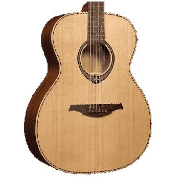 LAG T170A Guitarra Acústica Tipo Auditorium Serie Tramontane
