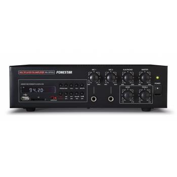 Fonestar MA-30RGU Amplificador de megafonía USB/SD/MP3/FM