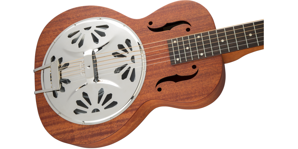gretsch g9210 boxcar resonator natural cuerpo