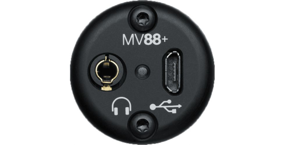SHURE MV88  VIDEO KIT Microfono condensador estereo digital