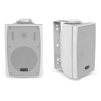 Audibax Elipse 6 Altavoces con Soporte Pared 6