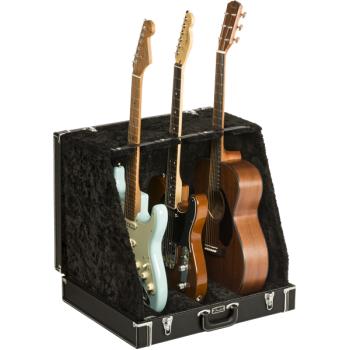 Fender Classic Series Case Stand 3 Guitar Black