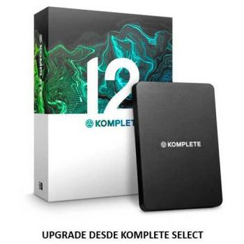 Native Instruments Komplete 12 UPG DESDE KOMPLETE SELECT