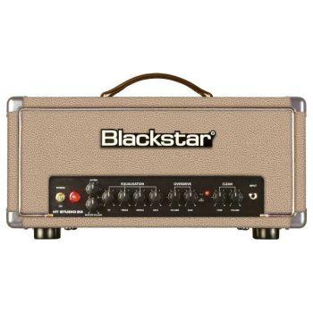 Blackstar HT STUDIO 20H BRONCO TAN Cabezal Para Guitarra