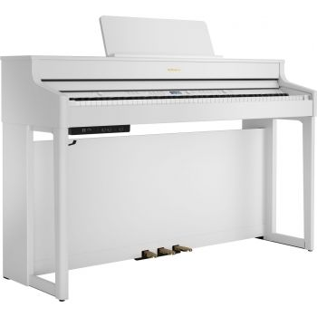 Roland HP702 WH Piano Digital Mueble