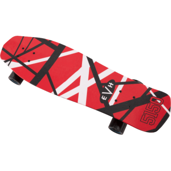 EVH 5150 Skateboard Red Patinete