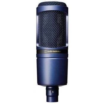 Audio Technica AT-2020 TYO Indigo Azul Micrófono de Condensador Edición Limitada