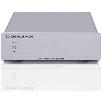 Oehlbach XXL PHONO PRE AMP ULTRA Silver, Preamplificador de Phono