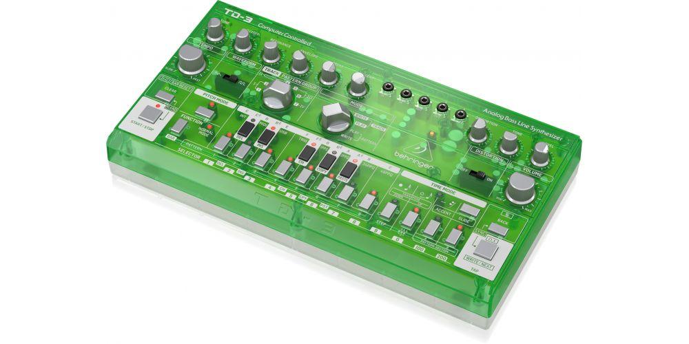 behringer td 3 lm sintetizador caja ritmos