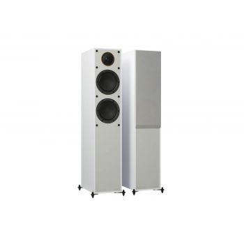 Monitor Audio Monitor 200 B White Altavoces HiFi Suelo. Blancos Pareja