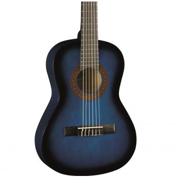 Eko CS-2 Blue Burst Guitarra Clasica