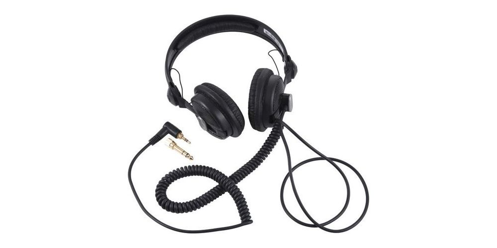 behringer HPX4000 auriculares cable