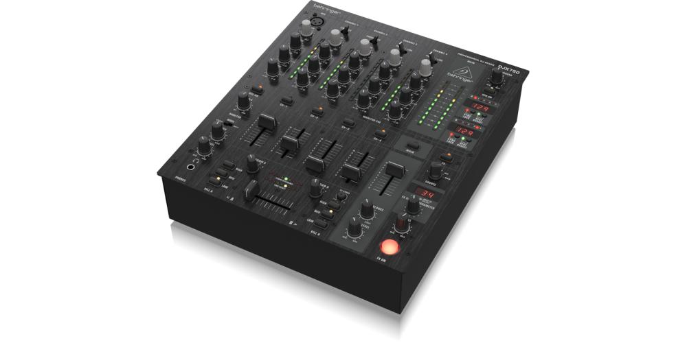 behringer DJX750 front