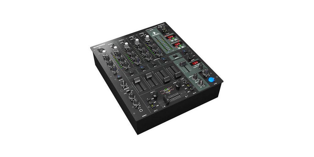 behringer djx 750 mezclador