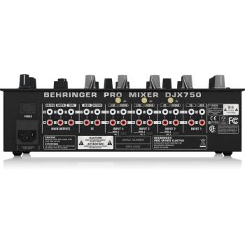Behringer DJX-750 Mezclador para Djs