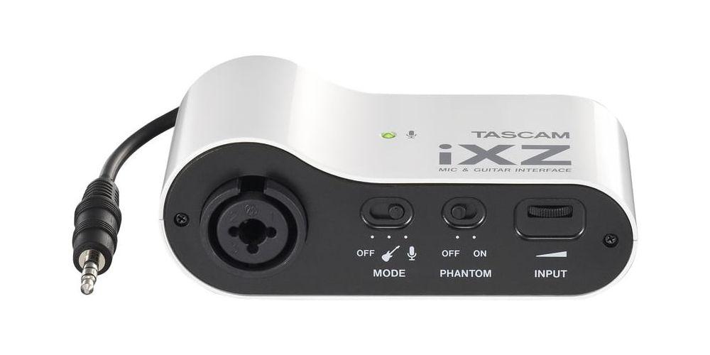 interface Tascam IXZ