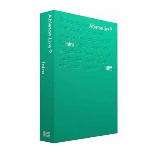 ableton live 9 intro edition