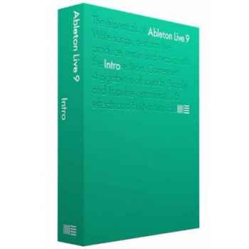 ABLETON LIVE 9 INTRO EDITION Sofware de Creacion Musical 85726