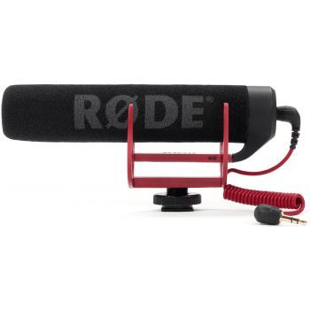 Rode VideoMic GO Micrófono de condensador para cámara ( REACONDICIONADO )