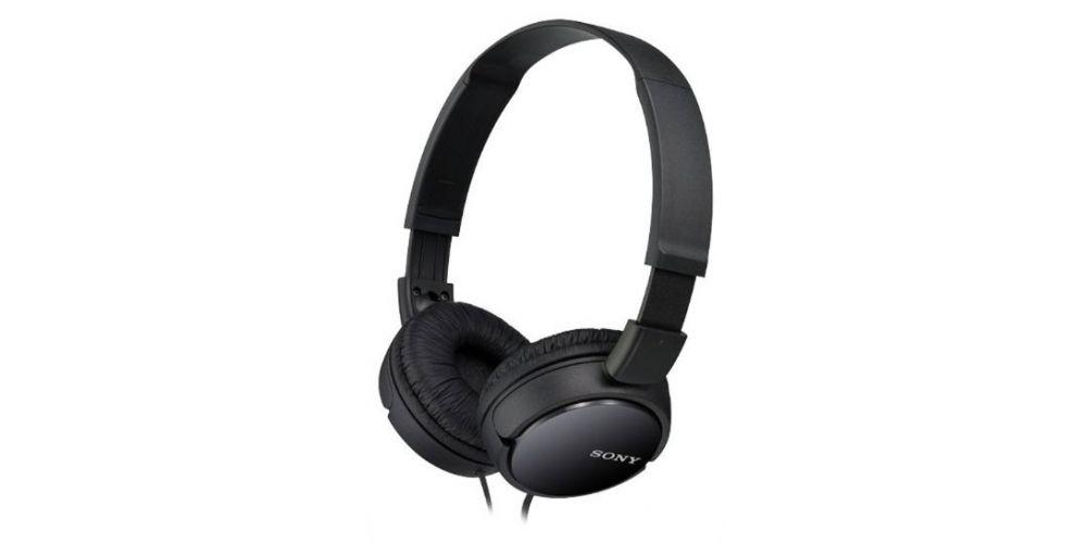 SONY MDR-ZX110 B Negro Auricular