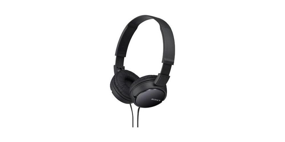 sony mdrzx110b auriculares cerrados negros