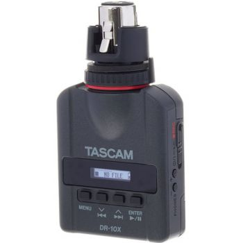 Tascam DR10X Grabadora Portátil