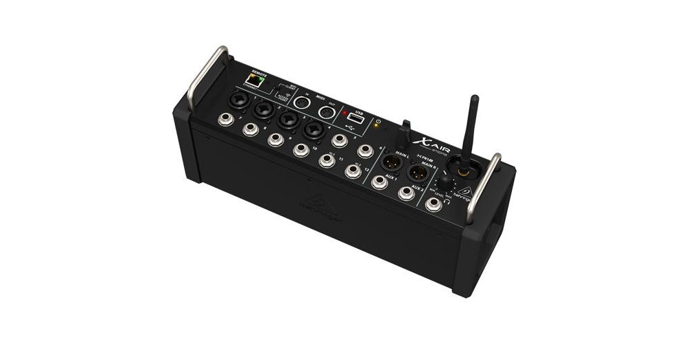 XR12 BEHRINGER INTERFACE TOP