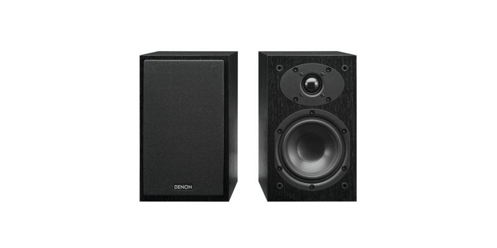 denon scf109 bk sistema altavoces negro denon